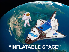 Inflatable Space Technology