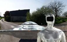 Ripperston Farm UFO