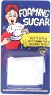 FOAMING SUGAR