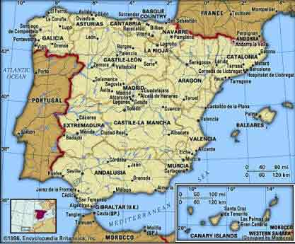 the decline of spanish power in the middle of the 17th century The first standing armie were established in the mid-17th century by oliver this began the decline of royal power so they lost power the spanish.