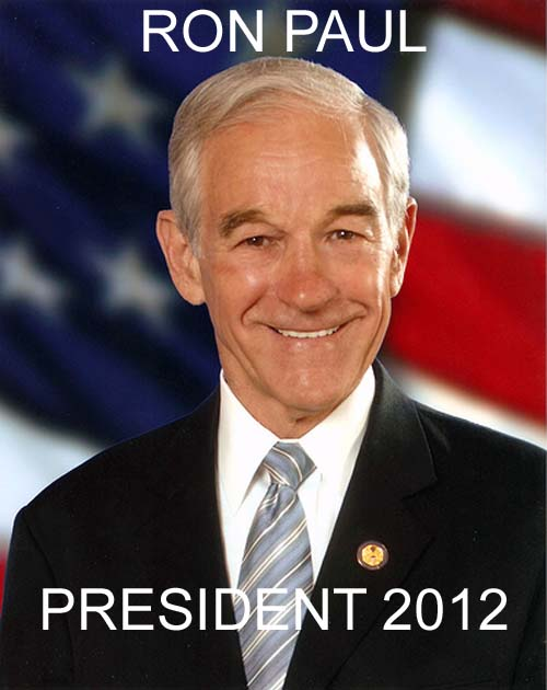 Ron Paul - President 2012