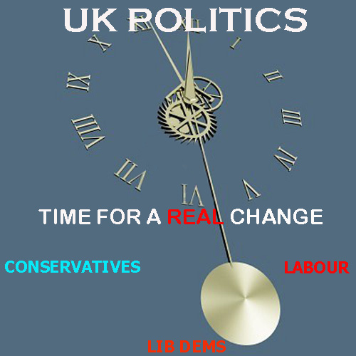 UK Politics - Are you ready for a real change?